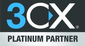 Platinum Partner 3CX Logo