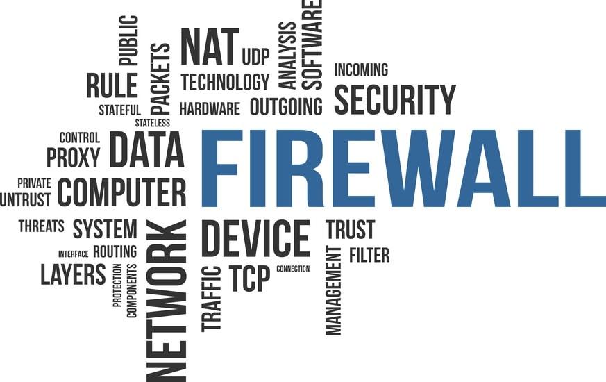 Firewall Tagcloud